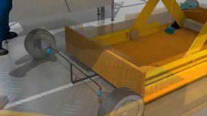 编码器用于剪刀式升降机的精确定位