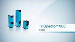 TriSpector教程演示2:工具