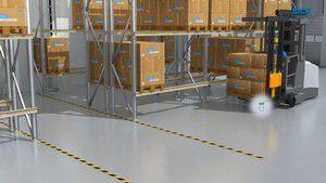 CLV6xx和RFID在立库仓储中的应用