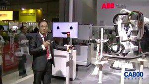 S300用于ABB机器人防护