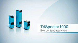 TriSpector教程演示3:盒装内容物应用