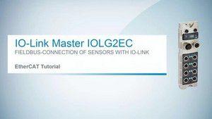 IO-Link Master教程:EtherCAT