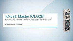 IO-Link Master教程:Ethernet/IP
