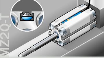 MZ2Q-T 气缸开关产品展示