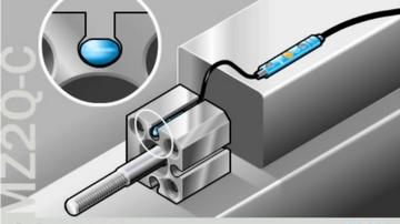 MZ2Q-C 气缸开关产品展示