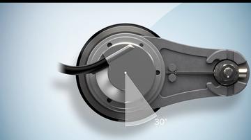 DBV50 Core测量轮编码器