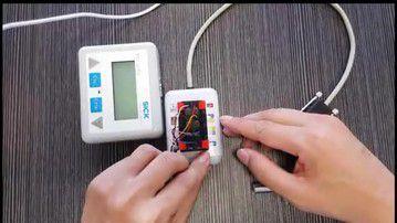 SSI绝对值编码器编程视频