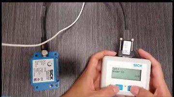 单轴CANopen倾角传感器编程视频